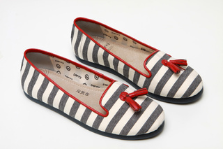 Slip On Perky Classic Stripes