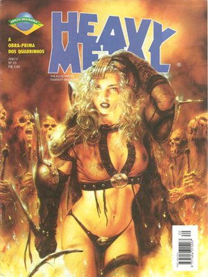 Heavy Metal # 20