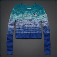 Blusa Feminina SWEATER Hollister
