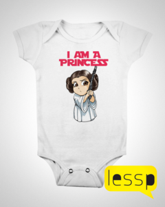 Body - Star Wars | I'm Pricess - Princesa Leia