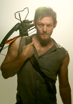 Poster - The Walking Dead l Daryl Dixon