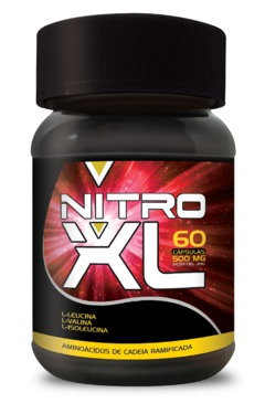 Nitro XL 60 caps 500 mg