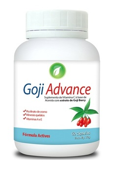 Goji Berry Advance 60 caps