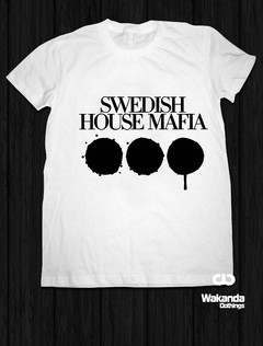 Camiseta - Swedish House Mafia