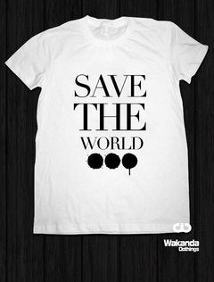 Camiseta - Swedish House Mafia @ SAVE THE WORLD