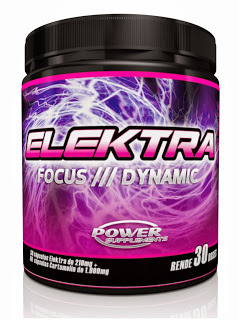 Elektra - Power Supplements