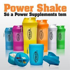 POWER SHAKE - COQUETELEIRA