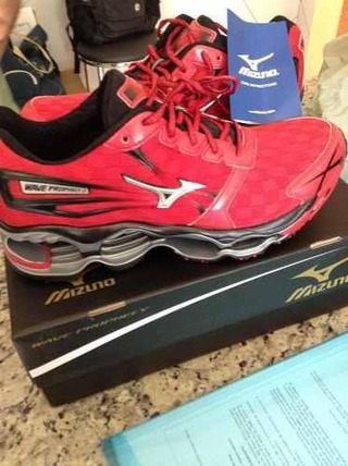 Mizuno Wave Prophecy 2 Pronta Entrega