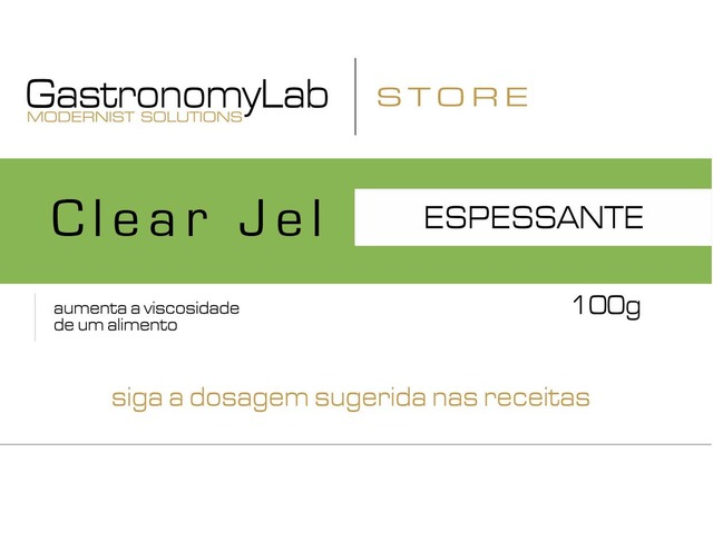 Clear Jel 100g