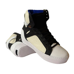 GRAVITY TENIS3634 - NAPA WORD PRETO TRESSE OFF WHITE