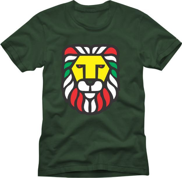 Camisa Reggae Nation