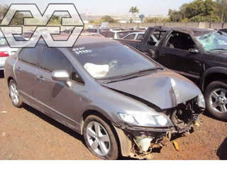 HONDA NEW CIVIC LXS 2007/2008
