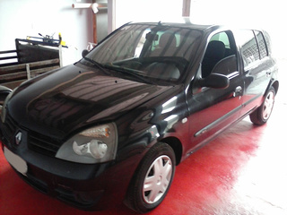 CLIO AUTHENTIC HI-FLEX 1.0  2007/2008