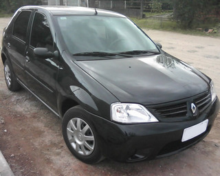 RENAULT LOGAN EXPRESSION 1.6 FLEX 2008/2008
