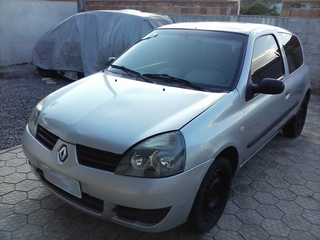 RENAULT CLIO  AUTHENTIC 1.0 16v 2006/2007