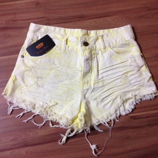 Short jeans customizada daryelo
