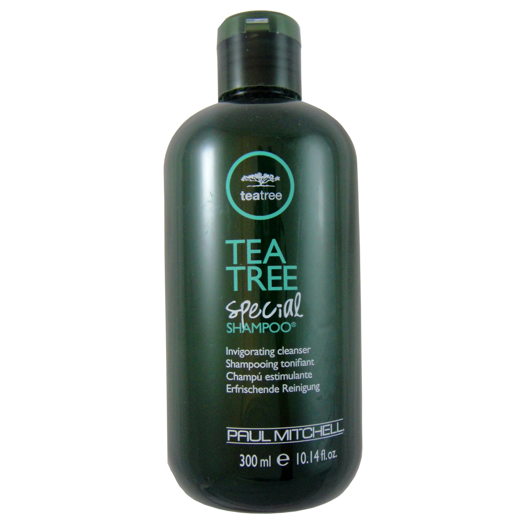paul mitchell tea tree special shampoo 300ml in store only. Black Bedroom Furniture Sets. Home Design Ideas