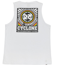Camiseta Regata Cyclone Rasta Vibrations