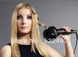 Perfect Curl Hair Styler Miracurl Curl Curling Salon Hair Iron Machine