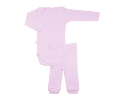 Kit Body e Calça Baby Prematuro Be Little