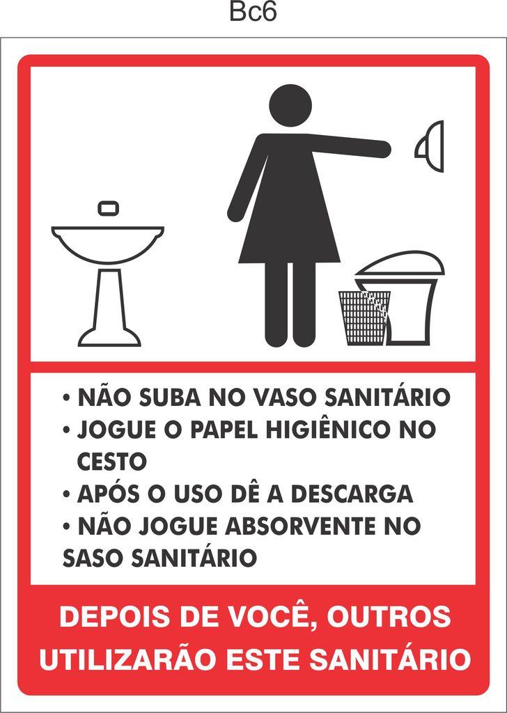 Placa Banheiro Related Keywords & Suggestions  Placa Banheiro Long Tail  -> Aviso Banheiro Feminino Absorvente