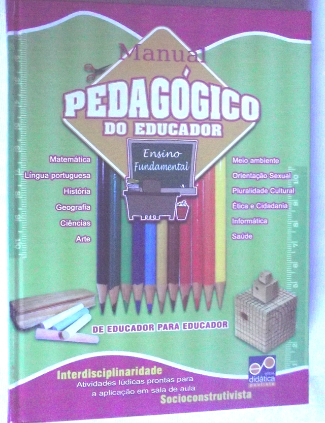 Manual Pedagógico do Educador - Ensino Fundamental