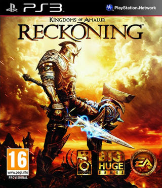 Kingdoms of Amalur: Reckoning - PS3 | Via PSN