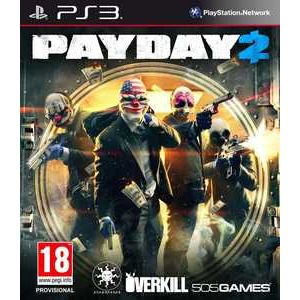 PAYDAY 2 - PS3 | Via PSN