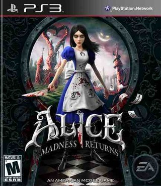 Alice Madness Returns Ultimate Edition - PS3 | Via PSN