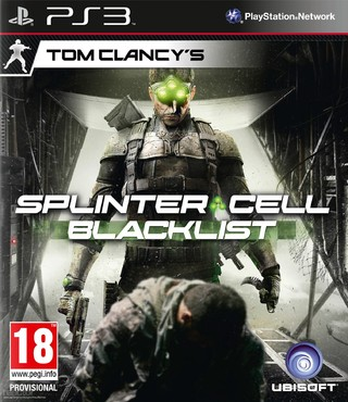 Splinter Cell Blacklist - PS3 | Via PSN