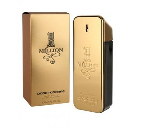 Paco Rabanne | 1 Million Masculino Eau de Toilette 100 ml