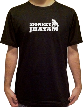 CAMISETA MONKEY JHAYAM