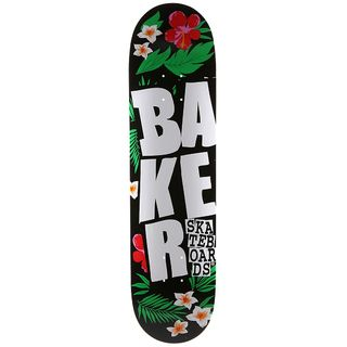SHAPE BAKER STACKED FLORAL