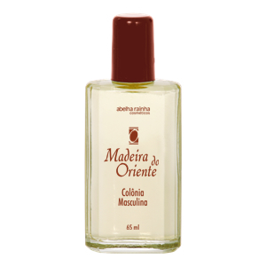 5078 - MADEIRA DO ORIENTE - DEO-COLONIA MASCULINA 65 ml
